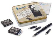 Kaweco CALLIGRAPHY Set Black (1.1/1.5/1.9/2.3)