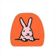 PRE-ORDER: Wooden Stamp Bunny Hykkori