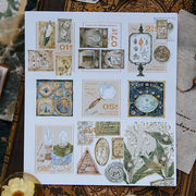 OURS Collections of Museum Stamp Stickers