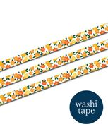 Yellow Flowers washi
