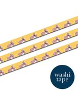 Gal - Yellow washi