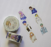 LDV Stationery Girl  Washi Tape