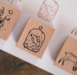 LOIDESIGN | Collect Beautiful Moments Stamp - 7 Planet