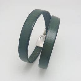 Bracelet Puro in Dark Green