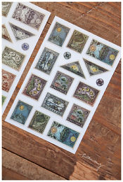 LCN | Print-on Stickers - Postage Stamp