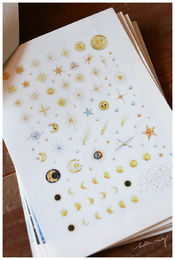 PREORDER: LCN | Print-on Stickers - Star Dust