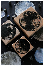 LCN | Lunar Rubber Stamp Set - L