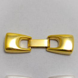 10 mm gold plated hook clasp