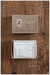 PREORDER: LCN | Gummed Label Set - Specimen Box No 2