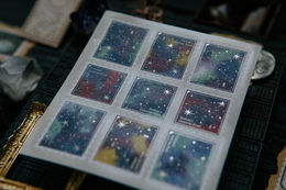 OURS Zodiacs Stamp Stickers