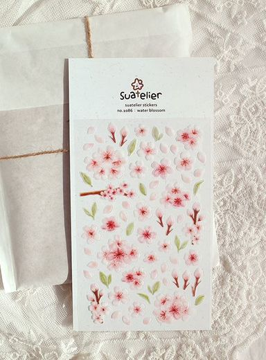 Suatelier no. 1086 water blossom