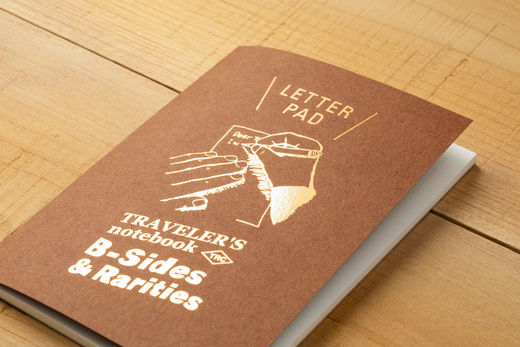 PREORDER: Traveler's Notebook Passport Size: Refill Letter Pad