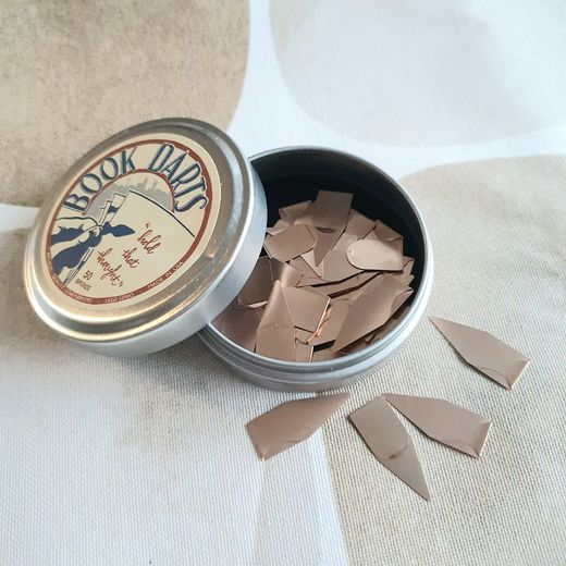 Book Darts | Tin of 50 pcs Bronze