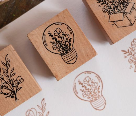 LOIDESIGN | Collect Beautiful Moments Stamp - 2 Light