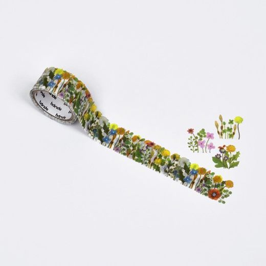 Bande | Washi roll sticker - BDA516 Dandelion
