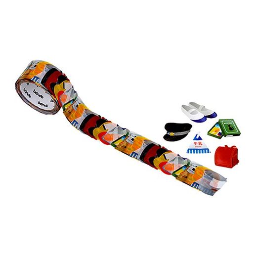 Bande | Washi roll sticker - BDA589 School Supplies