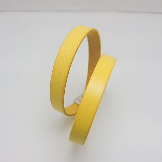 Bracelet Puro in Neon Yellow