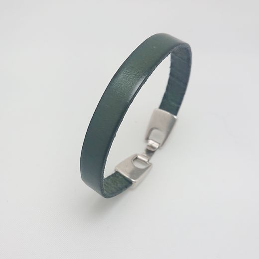 Bracelet Vieno in Dark Green