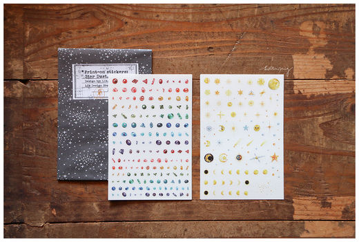 LCN | Print-on Stickers - Star Dust