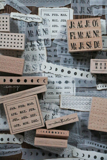 LCN| Odds and Ends Vol.1 Stamp Set