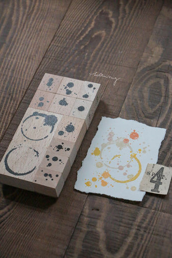 LCN| Spot Rubber Stamps Vol. 4