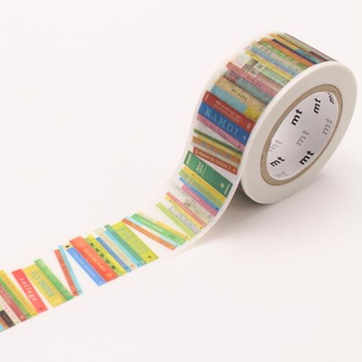 MT Masking Tape Books