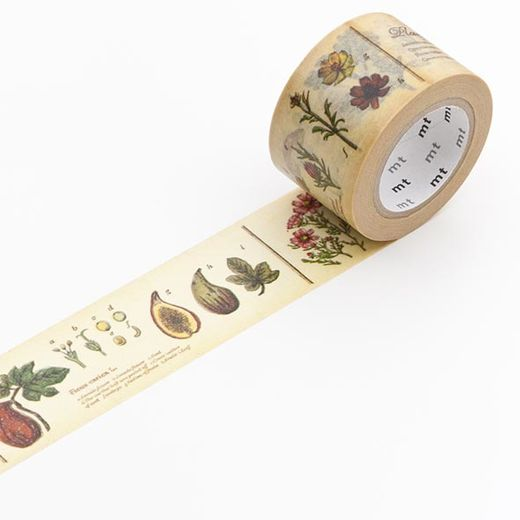 MT Masking Tape Encyclopedia Plant