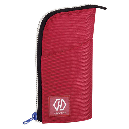 Neo Critz Pen Case - Red
