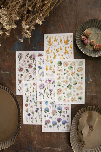 LOIDESIGN | Transfer Sticker Set - Summer