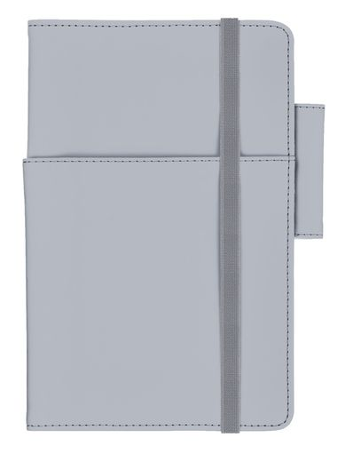 Jibun Techo Cover -  B6 mini Gray