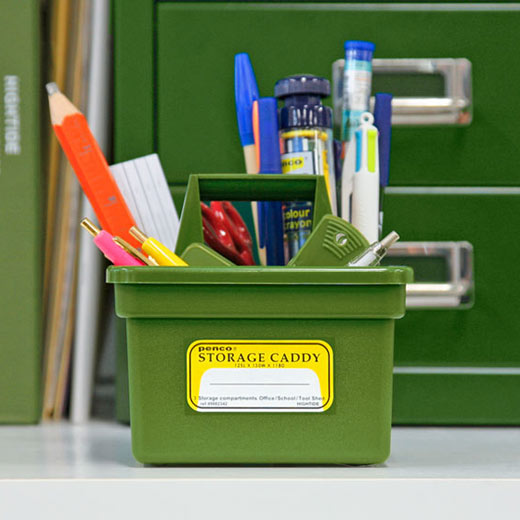Penco | Storage Caddy Small Green